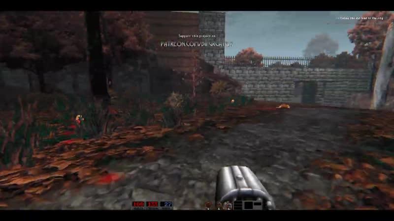 Blood The Curse Hunter v0.2 Gameplay