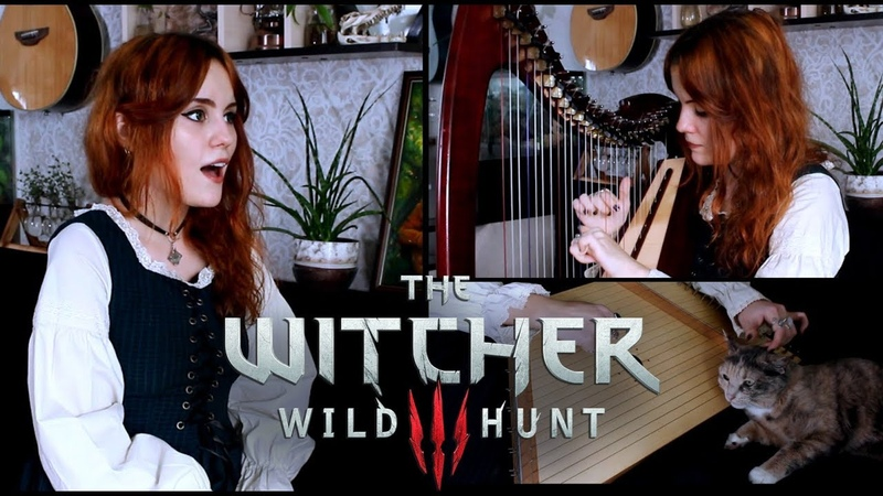 The Witcher 3 Wild Hunt - The Wolven Storm Priscillas Song (Gingertail Cover)