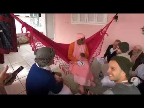 О бережном отношении к собственности Кришны Бразилия 22 06 2019 даршан