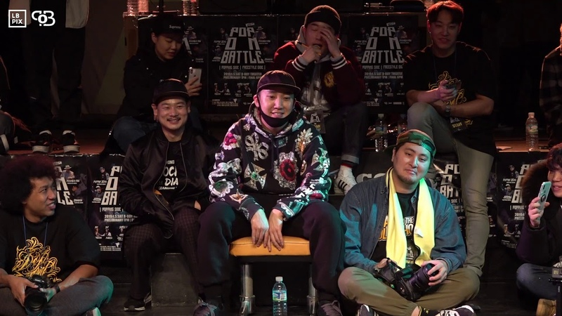 Freestyle 7 to Smoke @ POP ON BATTLE vol.7|LB-PIX | Danceproject.info