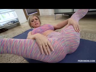 PERVMOM DEE WILLIAMS - STEPMOMS BIO LESSON
