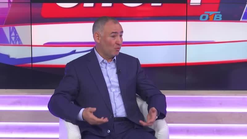 «Весь спорт» с Борисом Видгофом