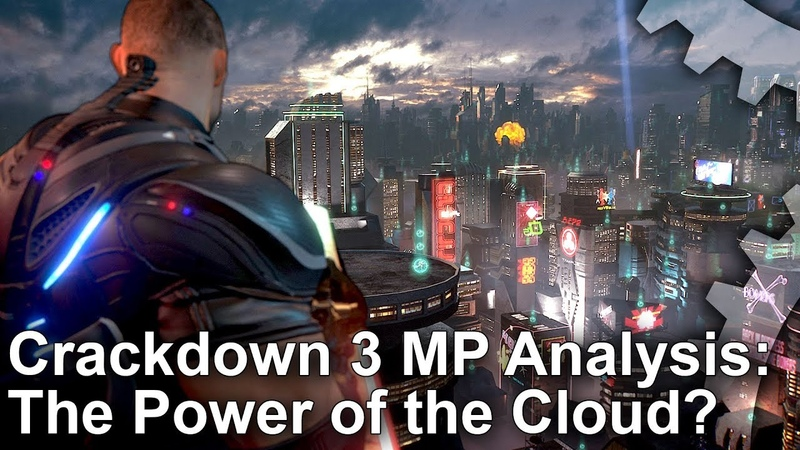 Crackdown 3 Wrecking Zone Analysis The Power Of The Cloud