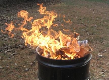 Садоводов Марий Эл научили правильно сжигать мусор