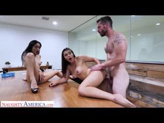 Avery Black, Brooklyn Gray [порно, HD 1080, секс, POVD, Brazzers