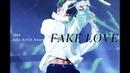181128 AAA 아시아아티스트어워드 BTS - FAKE LOVE / 방탄소년단 정국 직캠 JUNGKOOK focus fancam 4K
