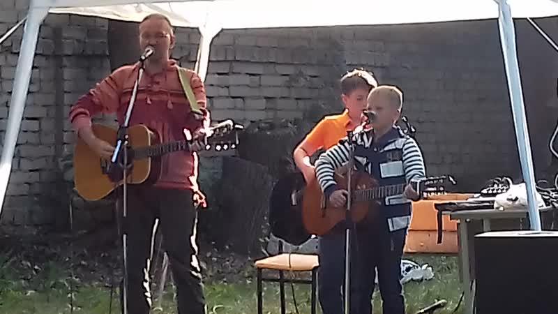 Роман Холодов, Максим Сонин и... -Дождик босиком...