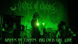 GATES OF CHAOS LIVE || BIG DICK GIG || IVANOVO
