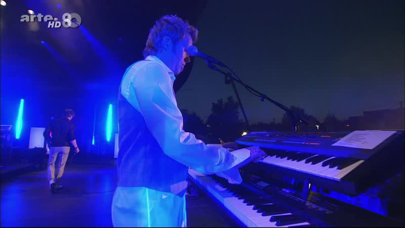 A-ha – «The Living Daylights» - (Live on SWR3 New Pop Festival 2009)