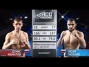 Денис Хаматов Россия vs Гасан Гасанов Россия 23 03 2019 RCC Boxing Promotions FULL HD