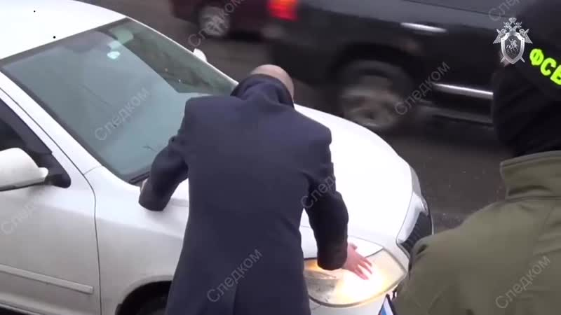 Задержание при передаче взятки в Новгородской области