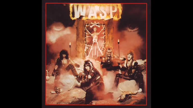 """W.A.S.P. """"On Your Knees"""" (1984)"""