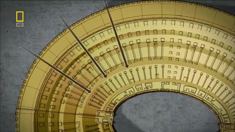 Суперсооружения древности (2007) Колизей / Colosseum (2007)