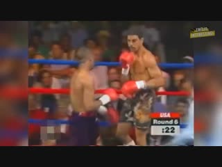The Legendary Boxer - Roy Jones Jr.  TOP 10 Best Knockouts