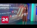 Дональд Трамп отменил льготный режим торговли с Турцией - Россия 24
