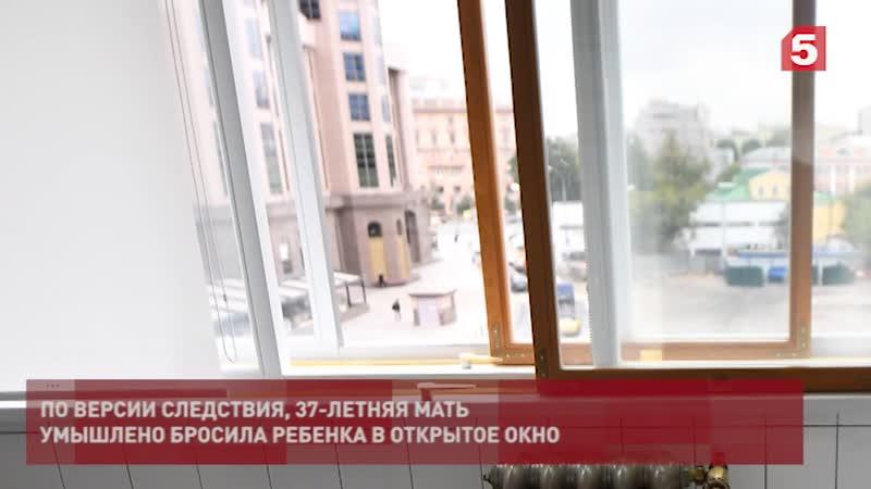 Задержана мать младенца, упавшего с восьмого этажа во Владивостоке