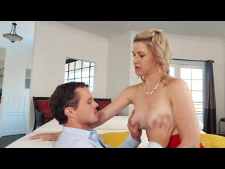 Kit Mercer - Mommys Lesson - All Sex MILF Big Tits Juicy Ass Hardcore Stepmom Blonde Deepthroat Shaved Pussy Boobs Booty, Porn