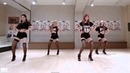 BESTie - Excuse Me - mirrored dance practice video - 베스티 익스큐즈미 안무영상