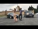 Чеченская Лезгинка С Красавицей Из Азербайджана ALISHKA RAINA 2019 Девушка Танцует Просто Идеально
