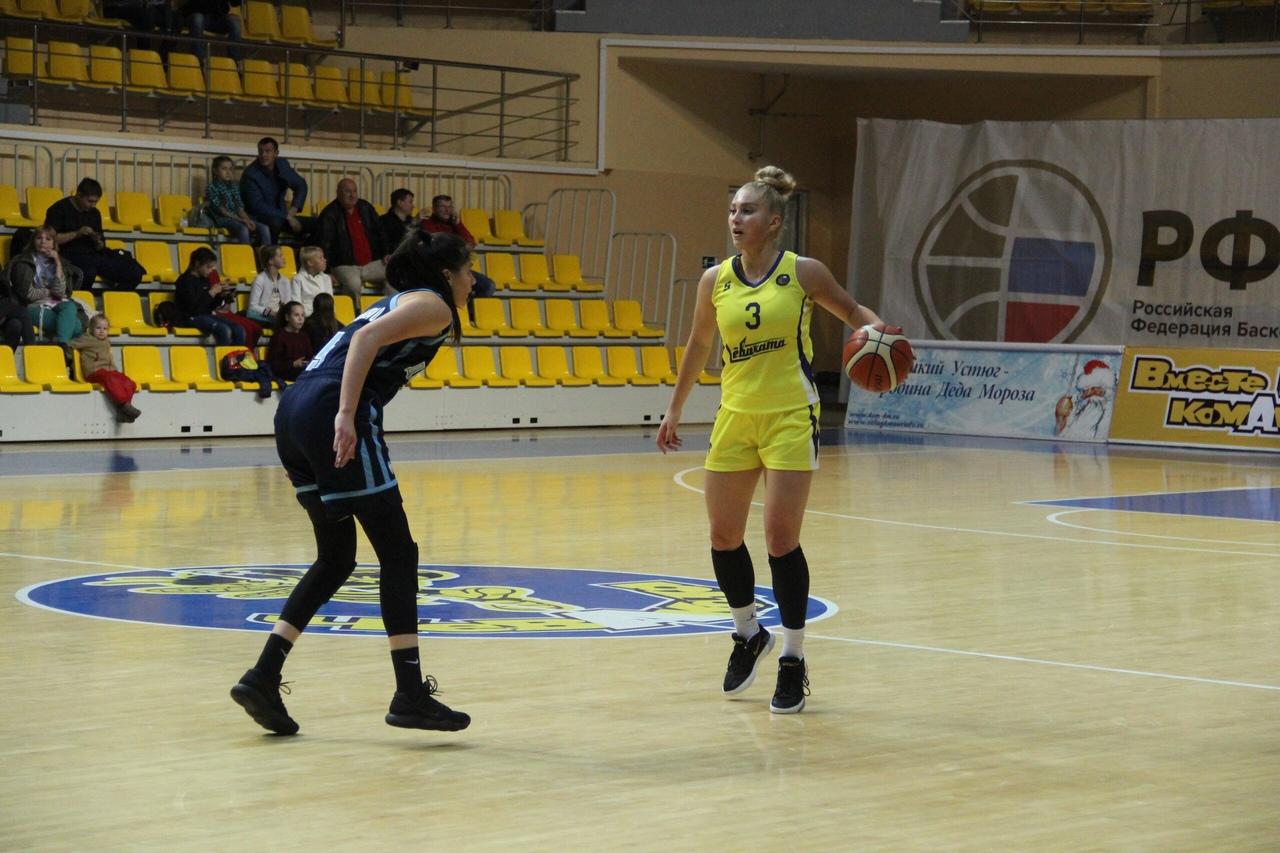 Вологодская команда «Чеваката» закончила выступление на Кубке России