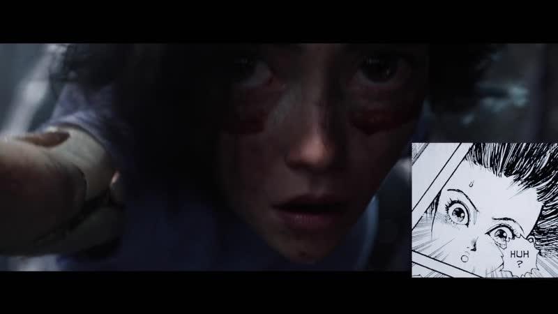 Alita Battle Angel ¦ Bonus Feature: From Manga to Screen ¦ 20th Century FOX