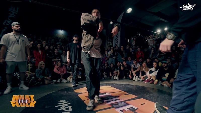 O.D.ssey Mimino vs Jeka Kadet | 18 Hip Hop 2X2 WHAT THE FLOCK 6