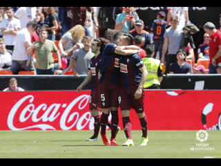 Валенсия 0:1 Эйбар