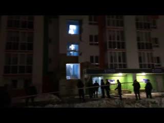 Последствия хлопка газа в Ново-Патрушева