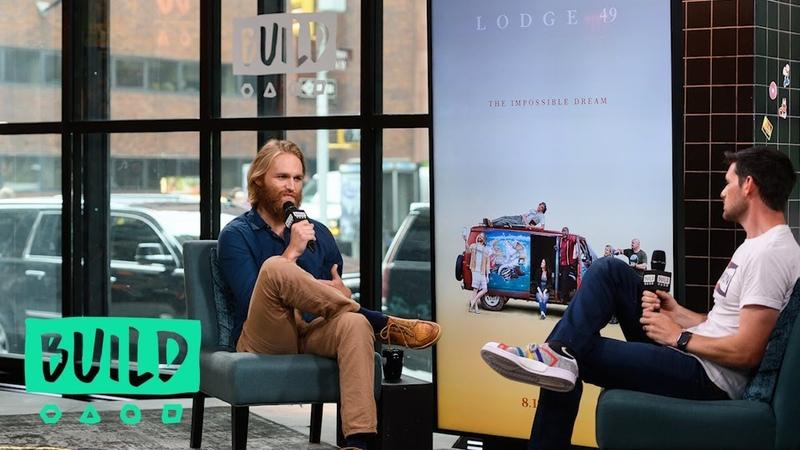 Wyatt Russell Talks About AMCs Lodge 49 Its Second Season