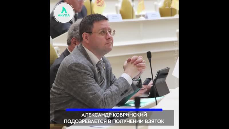 Бориса Вишневского выгоняют из заксобрания   АКУЛА