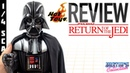 Hot Toys 1 4 Darth Vader Star Wars Return of the Jedi Review