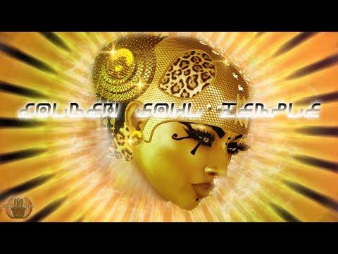 Theta Waves Tones GOLDEN SOUL TEMPLE Spiritual Drums Music 5 Hz Binaural Beats By Sonic Elevator