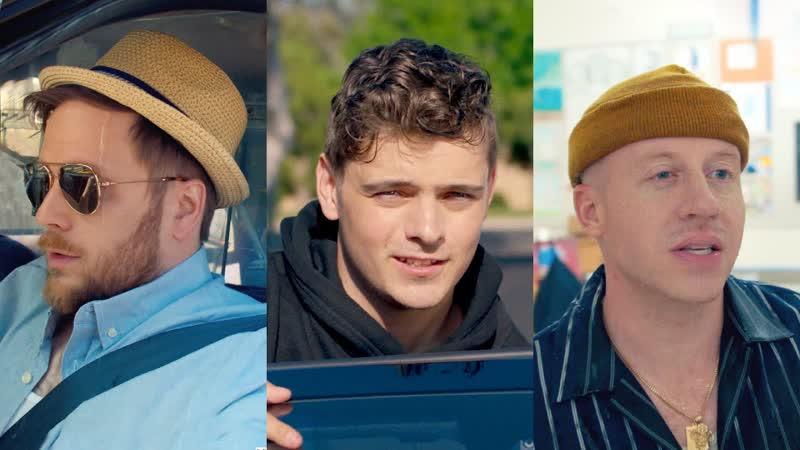 Премьера. Martin Garrix feat. Macklemore Patrick Stump of Fall Out Boy - Summer Days