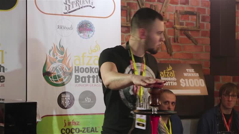 Литературная Битва Кальянщиков - Андрей Овсянников (The lost viking's bar)