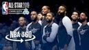 NBA 360 | NBA All-Star 2019 #NBANews #NBA