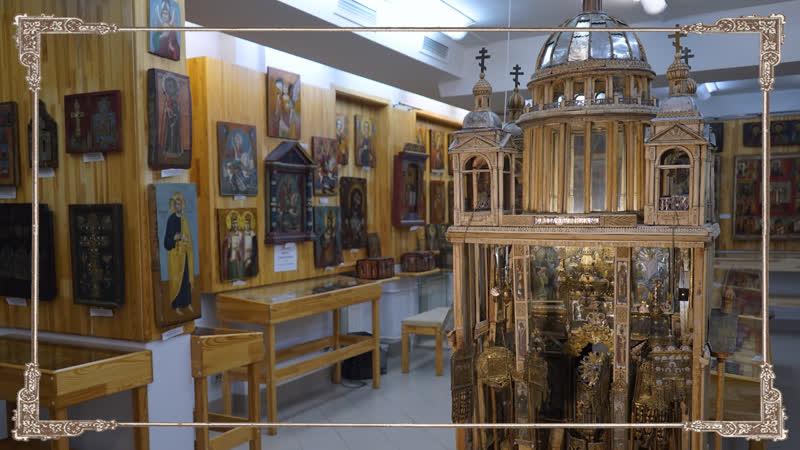 Музей Невьянской иконы. Мастер -самоучка.