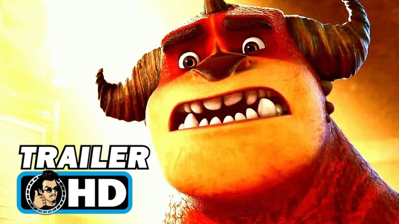RUMBLE Trailer 2021 Animation Movie HD