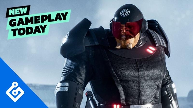 New Gameplay Today –Star Wars Jedi: Fallen Order