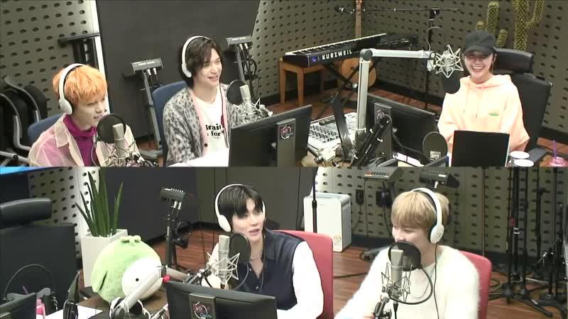 [23.10.19] KBS Cool FM «Jung Eunjis Gayo Plaza» @ N.Flying