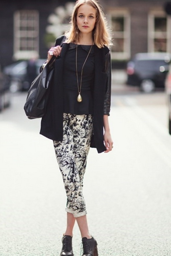 Летние капри — популярный и универсальный предмет гардероба, который прекрасно впишется практически в любую стилистику образа.
