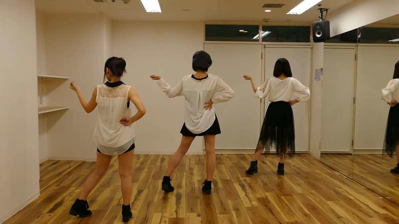Pi₊ce Girls 踊ってみた mico×奏×みーひょん 1080 x 1920 sm35010695
