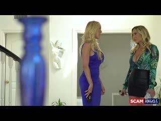 Brandi Love, Olivia Austin [порно, HD 1080, секс, POVD, Brazzers, +18, home, шлюха, домашнее, big ass, sex, минет, New Porn, Bi