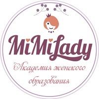 Логотип Академия Женского Образования MiMi'Lady