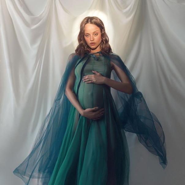 Сюзанна родила!