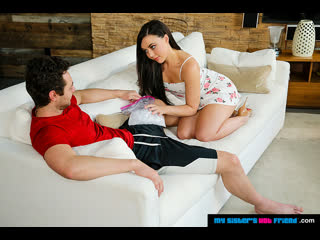 Naughty America - My Sisters Hot Friend / Whitney Wright & Brad Sterling