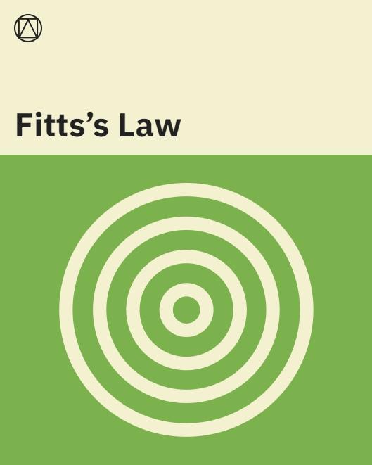 Законы дизайна интерфейсов, изображение №4