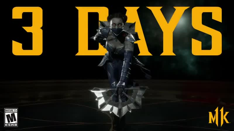 Are you ready for Kombat in 3 DAYS MK11