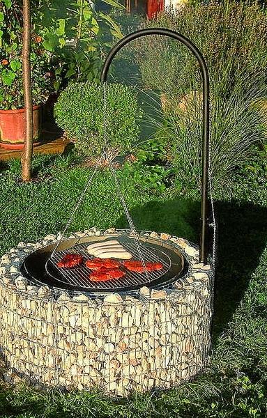 Печь для жарки и готовки.
