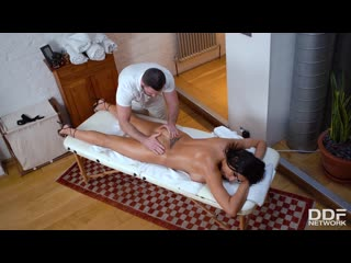 [DDFNetwork] Ava Koxxx - Horny British Babe Fucks Masseuse NewPorn2020