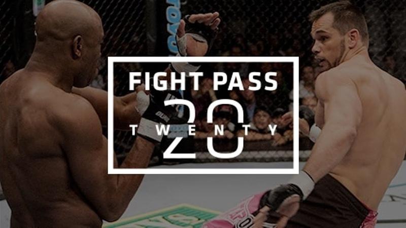 Twenty 20 Classics Silva vs Franklin 1 UFC FIGHT PASS